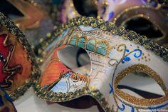 © Photoglobus, Petra Dindas, Venedig Maske