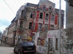 Fosta agenție CFR...și alte ruine din Peninsula sortite pieirii de Primărie Street View