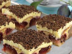 Fall Desserts, Dessert Recipes, Hungarian Recipes, Cake Cookies, Amazing Cakes, Tiramisu, Muffin, Food And Drink, Sweets