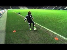 Coerver adidas scouting challenge 2011 BALLMASTERY - YouTube