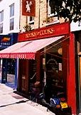 Favourite Cook book shop - Books for Cooks Notting Hill, London