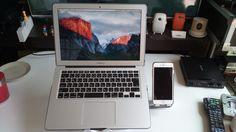 spinido TI-Combination MacBook&iPhone アルミニウム制 デスク トップ 充電 スタンド MacBook/SONY/SAMSUNG ノート PC スタンド&iPhone5/5c/5s/6/Plus/Galaxy/Samsungスマートフォン対応