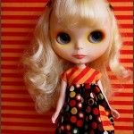 adorable free patterns for blythe that will fit skipper as well