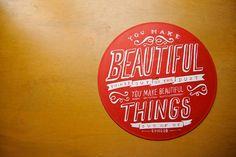 Beautiful Things by Gungor