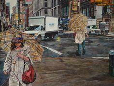 Rain by Valerie Patterson
