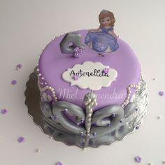 Torta princesita Sofía