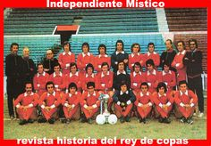 1972 Club Atlético Independiente de Avellaneda