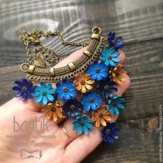 Polymer Clay Jewelry Making Ideas By Valeria Maslova