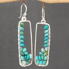 Calico Juno Designs  Earrings :: A - C :: Bohemian :: Bohemian 081 -