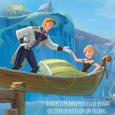 #CuriosidadesMoa Anna de Frozen, es la primera princesa en querer casarse con el villano de la película #DatosCuriosos #Frozen #Anna #Villanos #Elsa #CancionesDisney #Disney http://misstagram.com/ipost/1548284463053324912/?code=BV8nIQXjMJw