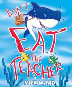 Every child has those first day of school jitters.  Sammy the shark helps children learn about classroom routines and rules.