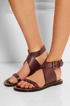 Isabel Marant Janis studded leather sandals $875