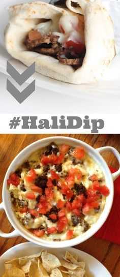 HaliDip | If you are from Nova Scotia, or know someone who is, this dip will make you a whole lot of friends. | from Mmm... is for Mommy