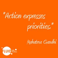 Actions express priorities. . . you can tell a lot about a person and their priorities by seeing what they decide to spend their money on INSTEAD of supporting their children!