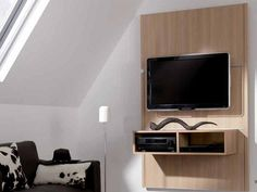 how to conceal cables tv wall panel - Google Search