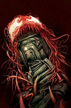 Carnage #1 by Mike Del Mundo *