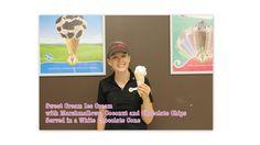 Kelsey's Staff Creation #icecream #marbleslab