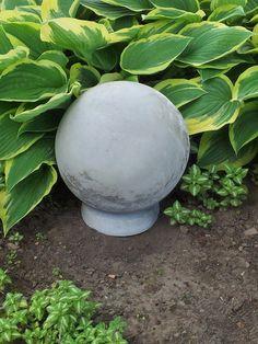 Halv ball form til betongkule - Rødstua Design AS Fruit, Design