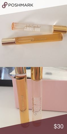 2 rollerball perfumes Boyfriend and Jordin Sparks ambition rollerballs new never used. Sephora Accessories