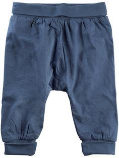 Spodnie na podszewce, Niebieski, Kids - KappAhl