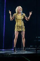 Carrie Underwood presteert op 25 februari 2016, in Washington, DC