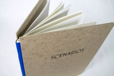 Our Scenarios Notebook is perfect for a storyboard artist, illustrator, or organizer! Is filled with tracing pages, blank pages, storyboard