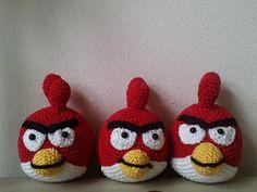 Renske's wereld: Angry birds deel 2!