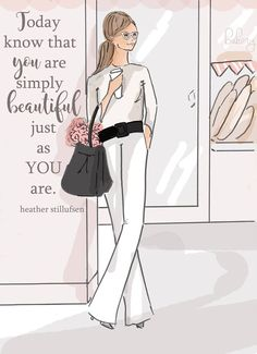 The Heather Stillufsen Collection from Rose Hill Designs Rose Hill Designs, Notting Hill Quotes, Message Of Encouragement, Positive Quotes For Women, Positive Thoughts, Braut Make-up, Woman Quotes, Lady Quotes, Queen Quotes