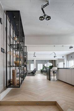 Brussels Loft by KOLENIK Eco Chic Design