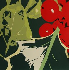 """Saatchi Online Artist: Susan Porter; Acrylic 2010 Painting """"The holly and the ivy......"""""""