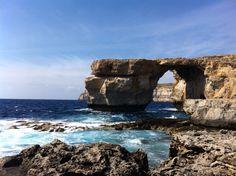 Blue Window - Gozo - Malta