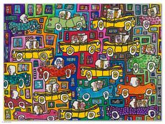 James Rizzi - cars