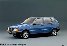 Fiat Uno 45 S