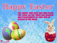 Happy Easter Day Quote Image | Easter | Pinterest | Day quotes ...