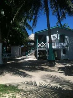 Sophie's guest rooms- another good Caye Caulker choice (no AC)