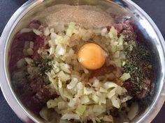 Zawijane zraziki z mięsa mielonego - Blog z apetytem My Favorite Food, Favorite Recipes, Grains, Food And Drink, Rice, Blog, Blogging, Jim Rice, Korn