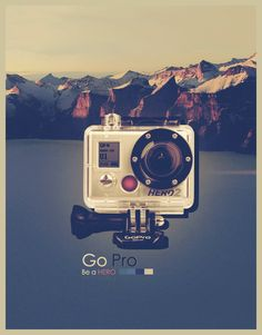 Anywhere, at any time take a picture. Go pro for college!!!!