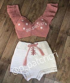 Crochet Lingerie, Crochet Bra, Crochet Halter Tops, Crochet Crop Top, Crochet Blouse, Crochet Scarves, Crochet Summer Dresses, Crochet Skirts, Crochet Clothes