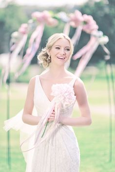 English Garden Bridal Inspiration Shoot  Charlotte Munro | Sanshine Photography
