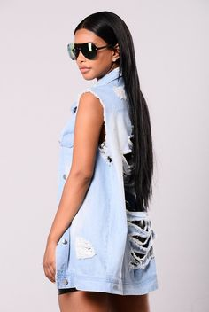 9eb49a5f77523b Dirt Off Your Shoulder Jacket - Light Denim