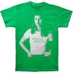 Sonic Youth Funky Donkey Slim Fit T-shirt