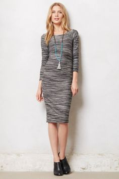 Overtime Dress - anthropologie.com