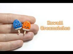 Tutorial: Kawaii Creamsicle Ft. FairyFashionArt - Polymer Clay - YouTube