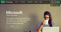 Why You Should Become A Microsoft Office Specialist | Excelwithbusiness.com