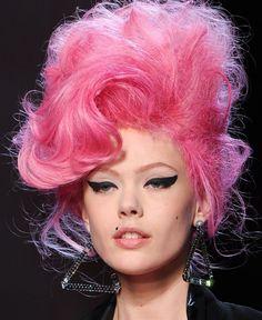 waa cabello de algodon de azucar :P