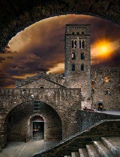 Sant Pere de Rodes by Mariluz Rodriguez Alvarez on 500px