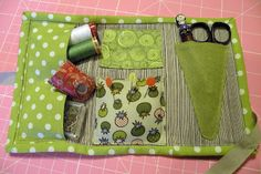Quiltycat: Small project again