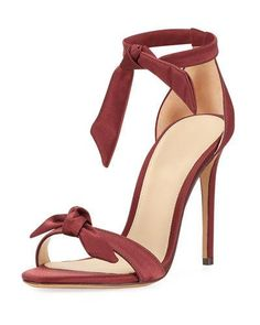 Cheapest Price Cheap Price Purchase Sale Online Pre-owned - Leather heels Alexandre Birman Outlet Low Price iM6bZ8Dqy