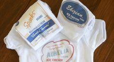 Retrofit Baby Ice Cream Design