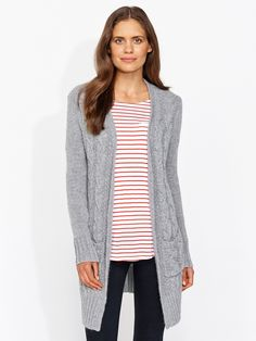 Cable Cosy Cardi from Portmans $89